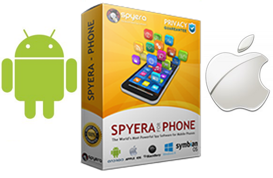 Spyera for Android and iPhone