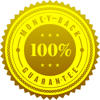 10 days money back guarantee